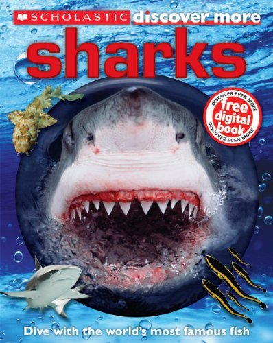 Sharks (Scholastic Discover More)