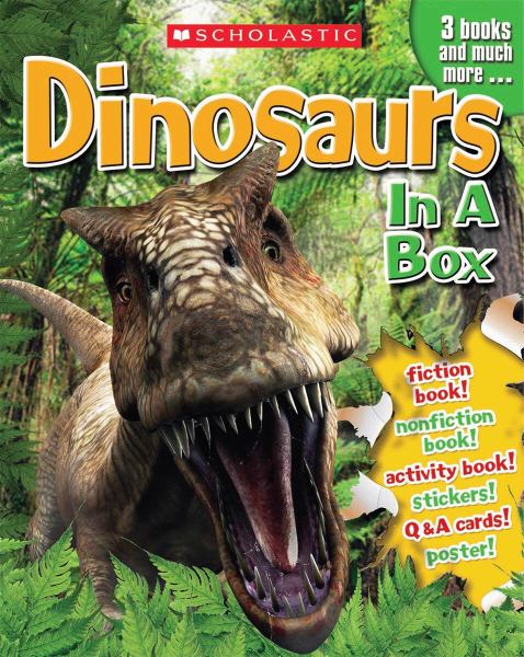 Dinosaurs in a Box