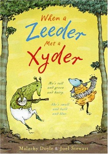 When A Zeeder Met A Xyder