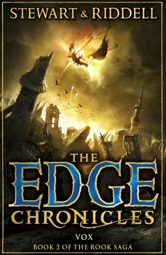 Vox (Edge Chronicles: Rook Saga, Bk. 2)