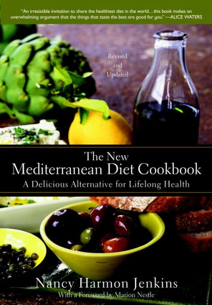 The New Mediterranean Diet Cookbook (Revised and Updated)