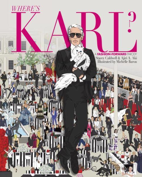 Where's Karl? - A Fashion-Forward Parody