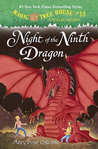 Night of the Ninth Dragon (Magic Tree House: Merlin Mission, Bk.27)