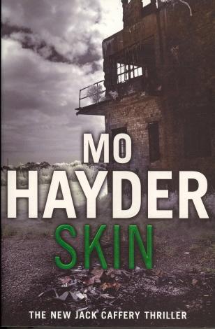Skin: The New Jack Caffery Thriller