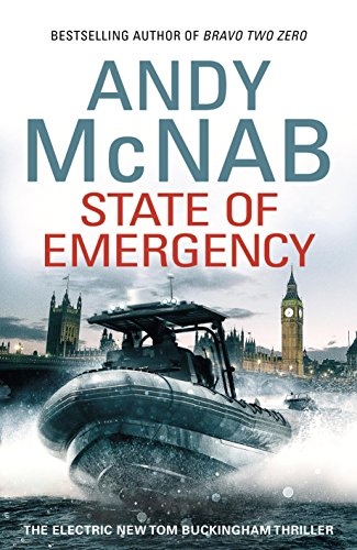 State of Emergency (Tom Buckingham Thriller, Bk. 3)