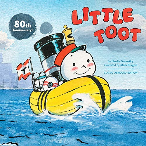 Little Toot (The Classic Abridged Edition, 80th Anniversary)