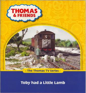 Toby Had A Little Lamb (Thomas & Friends)