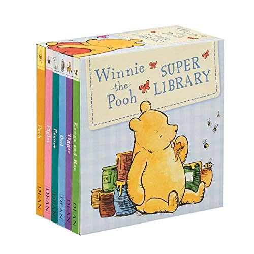 Winnie-the-Pooh Super Pocket Library