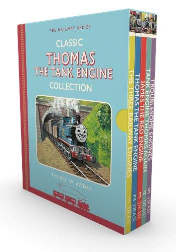 Classic Thomas the Tank Engine Collection