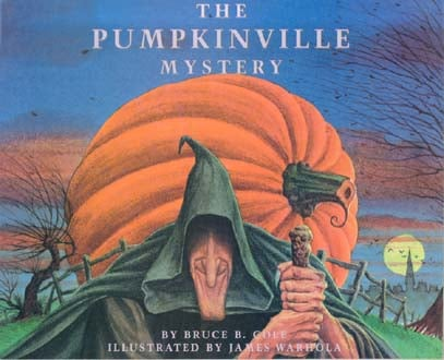 The Pumpkinville Mystery