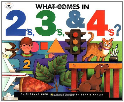 What Comes in 2'S, 3'S, & 4'S?
