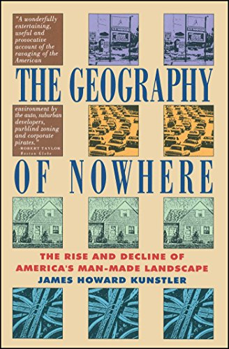 The Geoghraphy of Nowhere