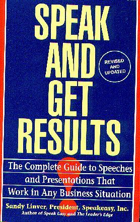 Speak & Get Results