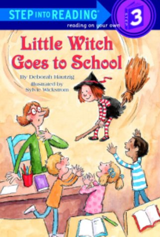 Little Witch Goes to School (Step Into Reading, Step 3)