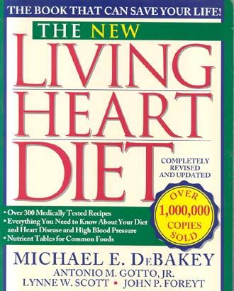 The New Living Heart Diet