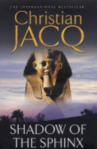 Shadow of the Sphinx (Judge of Egypt Trilogy, Vol. 3)