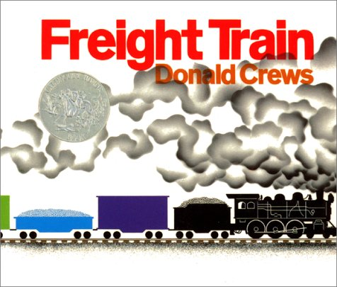 Freight Train (Oversized Book)