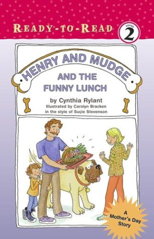 Henry And Mudge And The Funny Lunch (Ready-To-Read, Level 2)