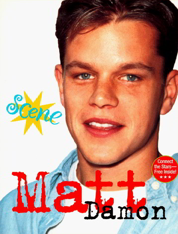 Matt Damon (Scene)