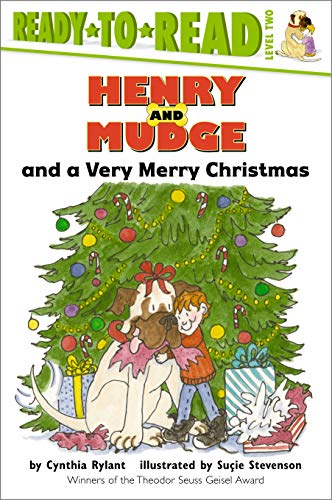 Henry and Mudge and a Very Merry Christmas (Ready-To-Read, Level 2)