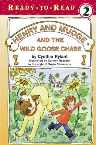 Henry And Mudge And The Wild Goose Chase (Ready-To-Read, Level 2)