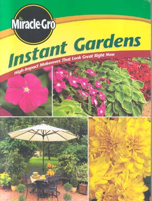 Instant Gardens: High-Impact Makeovers that Look Great Right Now