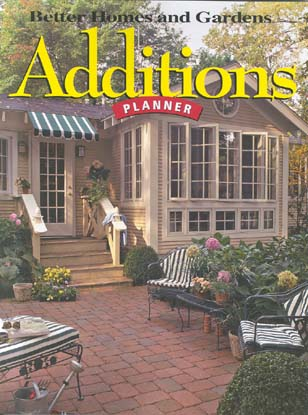 Additions Planner (Better Homes & Gardens Do It Yourself)