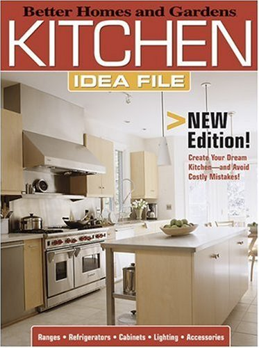 Kitchen Idea File (Better Homes & Gardens Do It Yourself)