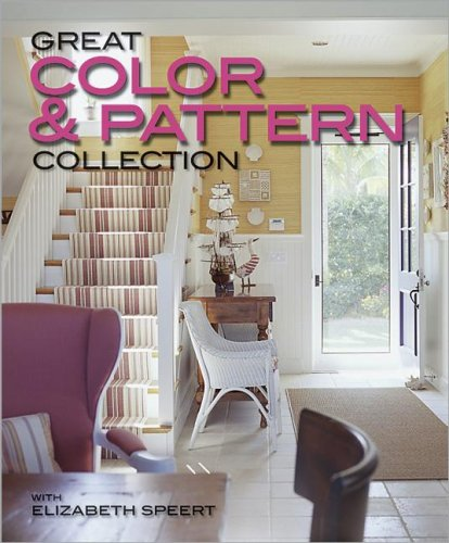 Great Color & Pattern Collection (Better Homes & Gardens Decorating)