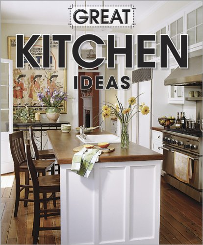 Great Kitchen Ideas (Better Homes & Gardens Decorating)