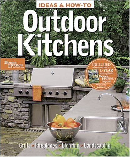 Outdoor Kitchens (Ideas & How-to)