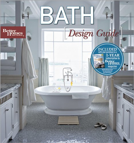 Bath Design Guide (Better Homes & Gardens Do It Yourself)