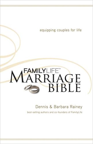 FamilyLife Marriage Bible: Equipping Couples for Life (2962, NKJV/Devotional)