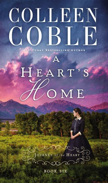 A Heart's Home (A Journey of the Heart)