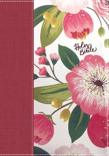NKJV The Woman's Study Bible (9923, Pink Floral)