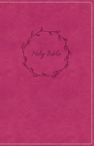 KJV Deluxe Gift Bible (2163PK, Pink Leathersoft)