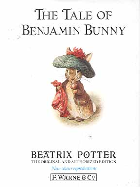 The Tale Of Benjamin Bunny (Bk. 4)