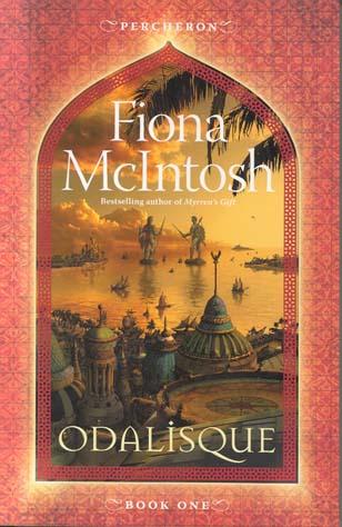 Odalisque (Percheron, Book 1)