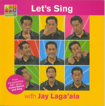 Lets' Sing With Jay Laga'aia
