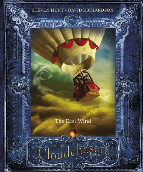 The East Wind (The Cloudchasers, Bk. 2)