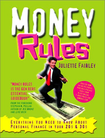Money Rules (CD Included)
