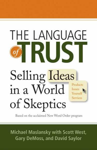The Language of Trust