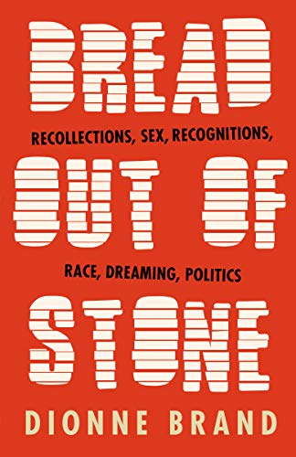Bread Out of Stone: Recollections, Sex, Recognitions, Race, Dreaming, Politics