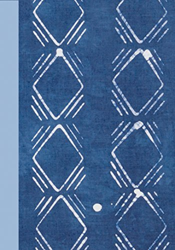 Galison Cloth Journal (Indigo)