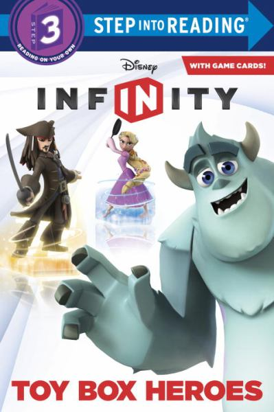 Toy Box Heroes! Infinity (Step into Reading, Level 3)