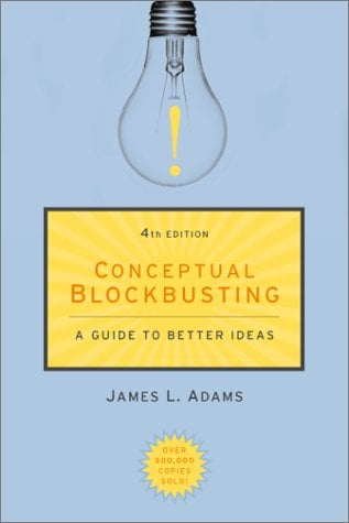 Conceptual Blockbusting (4th Edition)