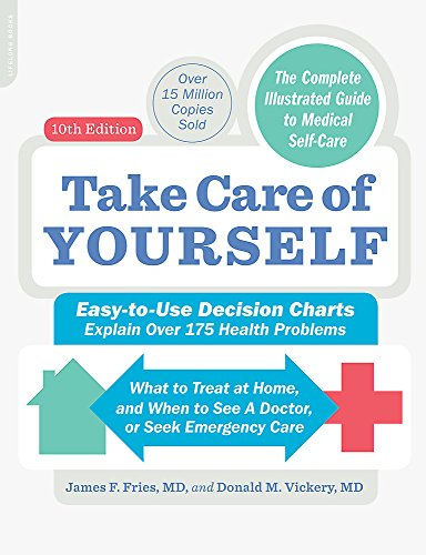 Take Care of Yourself: The Complete Illustrated Guide to Self-Care (10th Edition)