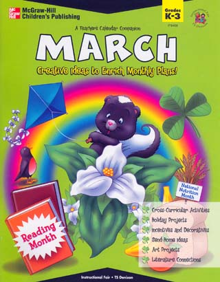 March: Creative Ideas to Enrich Monthly Plans!