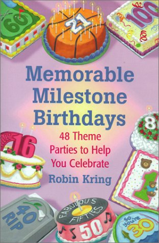 Memorable Milestone Birthdays