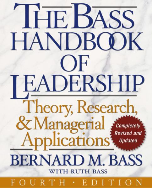 The Bass Handbook of Leadership